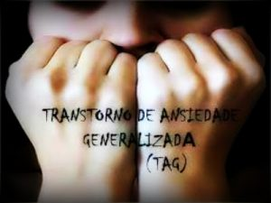 TAG Transtorno de Ansiedade Generalizada tratamento