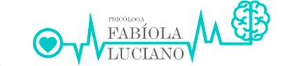 Psicóloga Fabíola Luciano